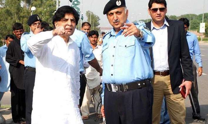 Islamabad police chalk out security arrangements for August 14