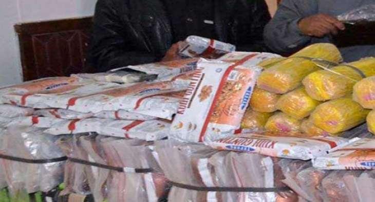20 kg charas recovered: case registered