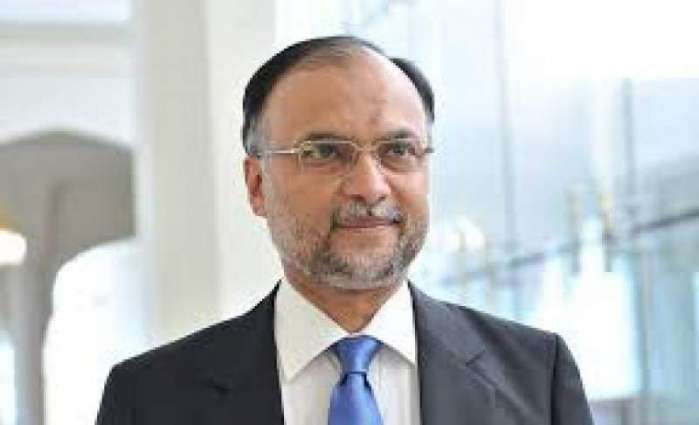GDP growth rises from 3.7% to 4.7%: Ahsan Iqbal