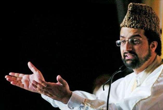 Kashmiris to continue struggle till success: Mirwaiz