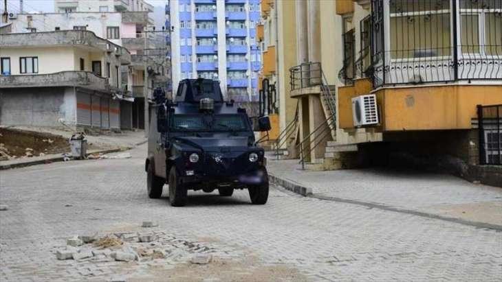 Police officer martyred in PKK attack in SE Turkey