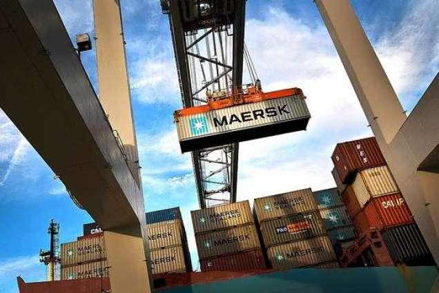 Maersk profit sinks in tough market