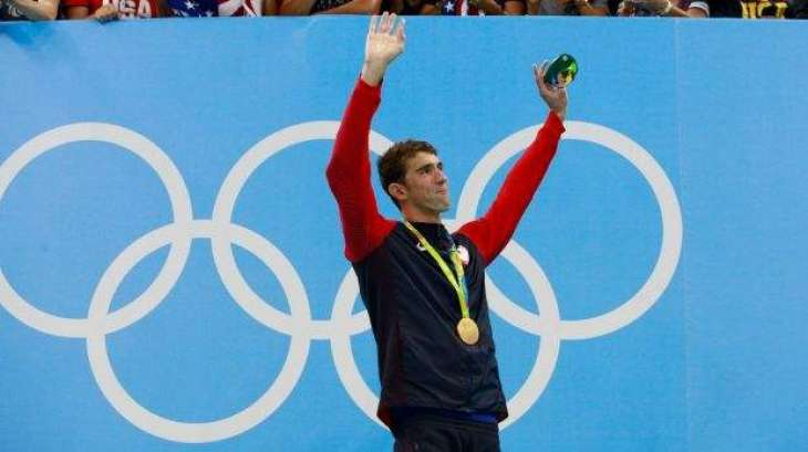 Olympics: Phelps wins 200m individual medley for 22nd gold