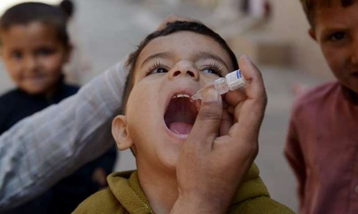 Anti-polio drive no put off, starts from 29th August