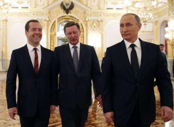 Putin dismisses powerful chief of staff: Kremlin