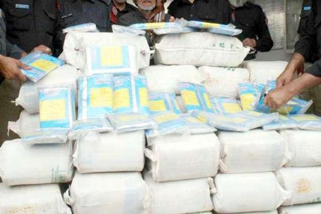 Twenty four drugs dealers held