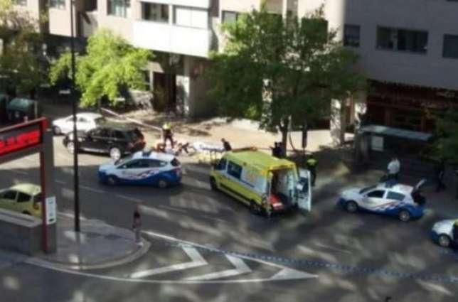 Spain: Firing in Zaragoza, 2 people injured