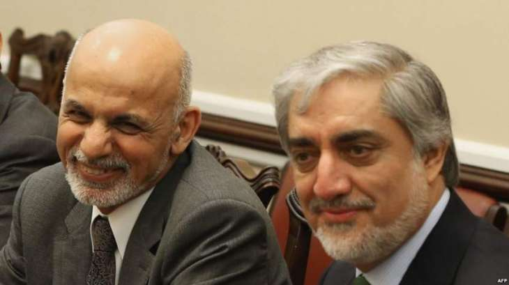 Afghanistan's Ghani 'unfit for presidency': chief executive