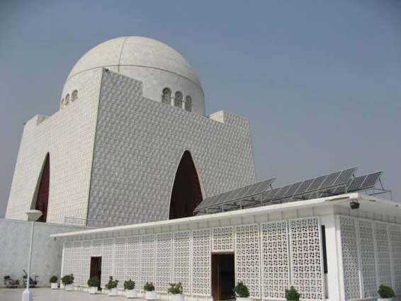 Senate body to discuss financial, admin matters of Quaid's mausoleum on Monday