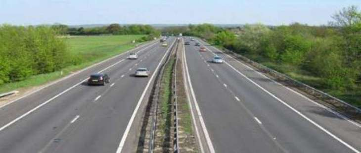 Ground breaking of Shorkot-Khanewal section of M-4 tomorrow