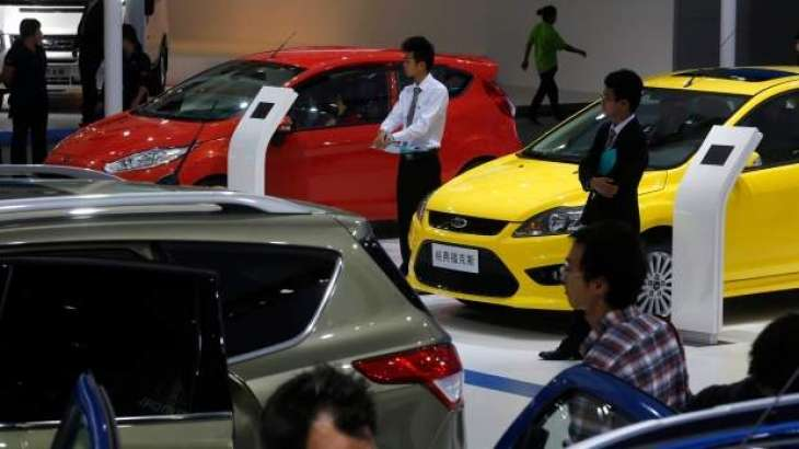 China auto sales surge 23% in July: industry group