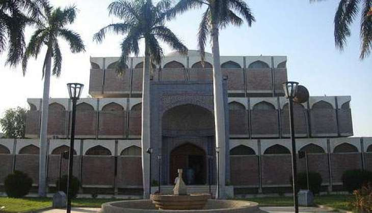 The management of University of Sindh Jamshoro