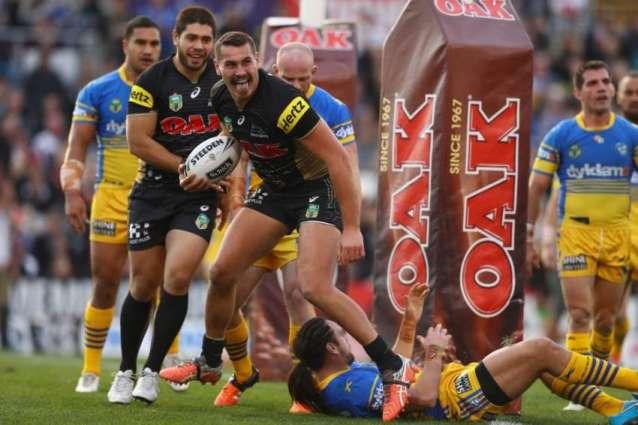 RugbyL: Australian NRL results