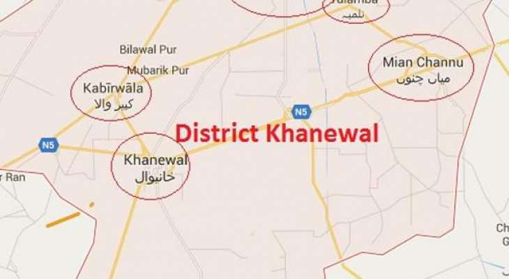 Khanewal: Kidnapper busted by people