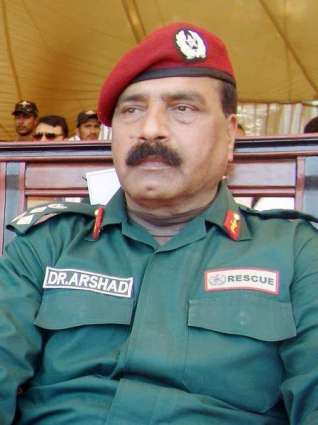 DG Rescue 1122 reviews emergency arrangements for Independence Day