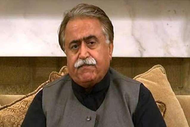 Maula Bukhsh Chandio's severe reaction to Interior Minister's statement