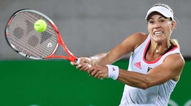 Olympics: Kerber, Puig to meet for tennis gold