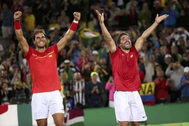 Olympics: Nadal, Lopez win men's doubles gold