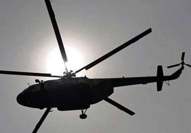 Afghan Taliban released Pakistani helicopter crew