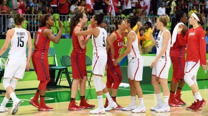 Olympics: USA women roll on with 81-51 win over Canada