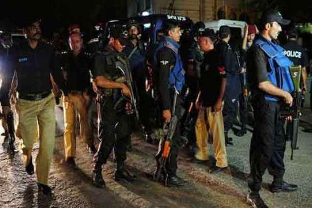 Combing operation in Kabirwala, 4 suspects arrested