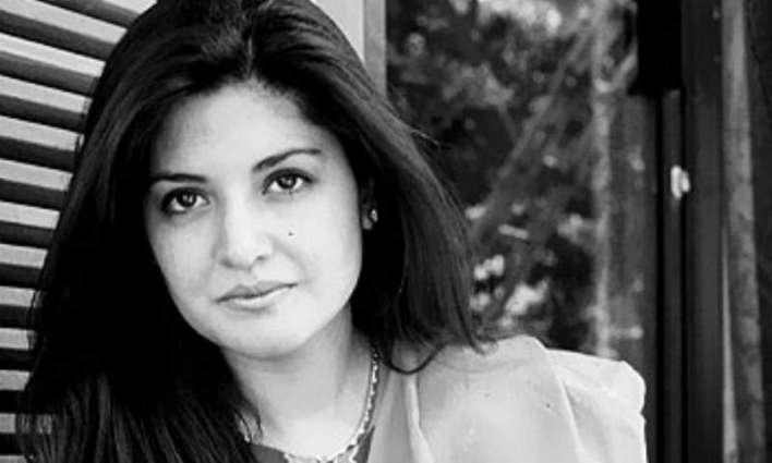 Nazia hassan passed away 16 years ago today