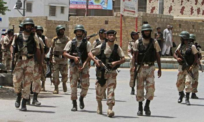 Jafarabad: Combing operation, 45 accused arrested