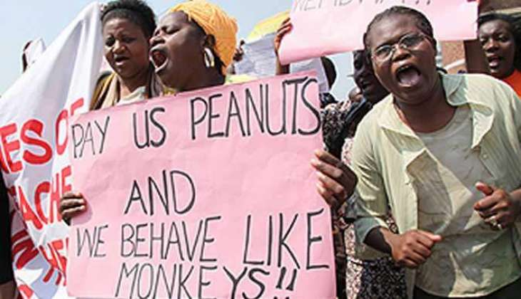 Zimbabwe civil servants salaries delayed again
