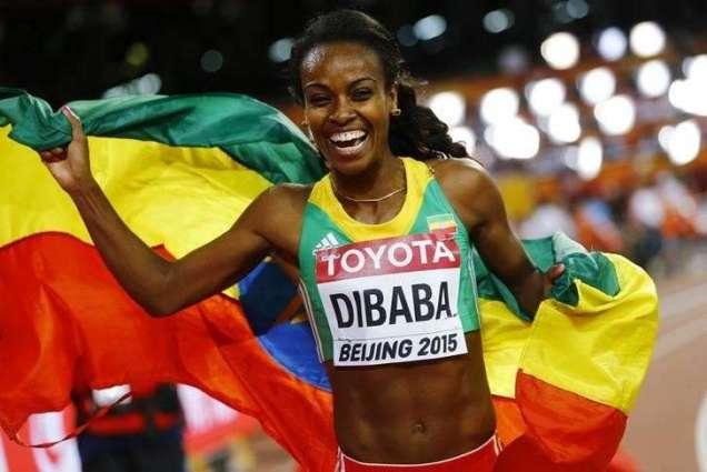 Olympics: Dibaba coasts in 1500m heats
