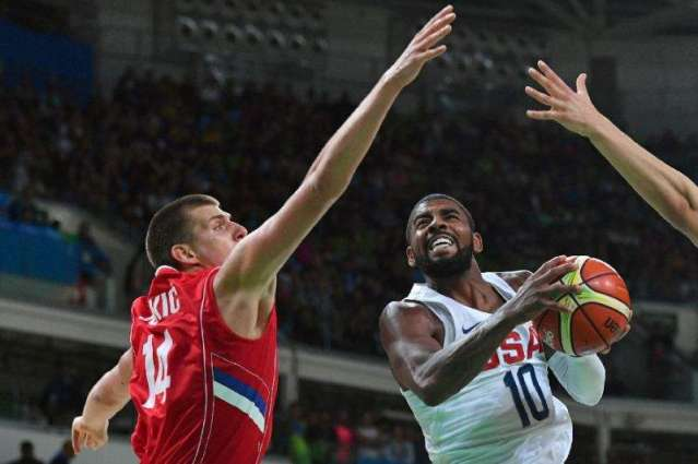 Olympics: NBA stars rattled again by Serbia at Rio Games