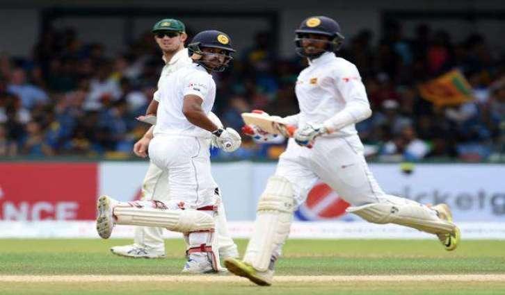 Cricket: De Silva, Chandmal lift Sri Lanka to 141-5