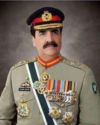 صدر مملکت دا فوجی افسراں تے جواناں نوں ملٹری ایوارڈ دین دا اعلان