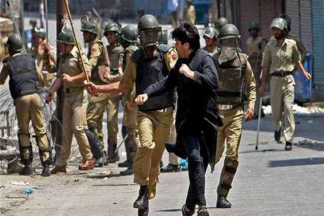 بھارتی پولیس نے حریت رہنما میر واعظ عمر فاروق نوں گرفتار کر لیا