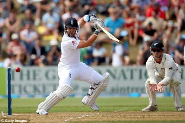 Cricket: Pakistan 417-7 against England