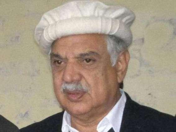 Governor KPK condoles killing of Quetta's lawyer