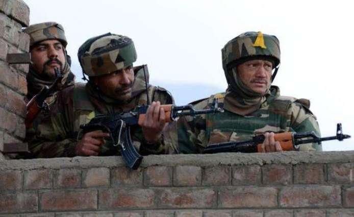 Three militants killed in operation