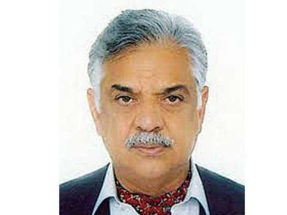 Governor KPK calls on Governor Balochistan