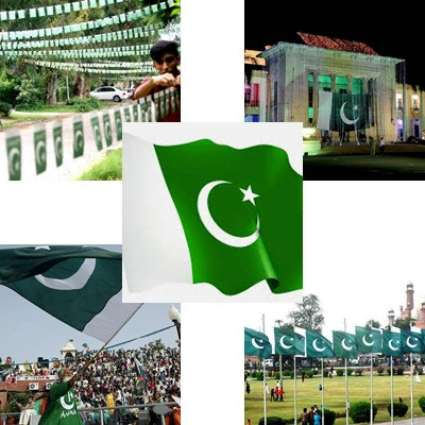 All set to celebrate Independence Day with national zeal