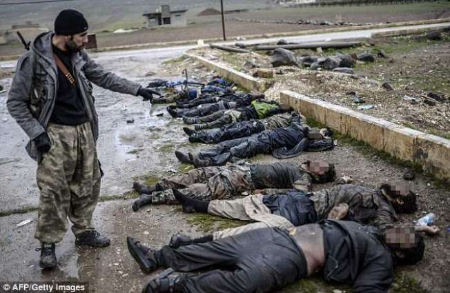 ISIS loses control Manbij The key city of Syria