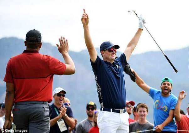 Olympics: Van Zyl aces, Fowler sizzles as golf tension builds