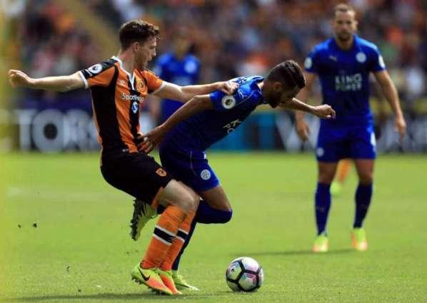 Football: Hull stun champions Leicester