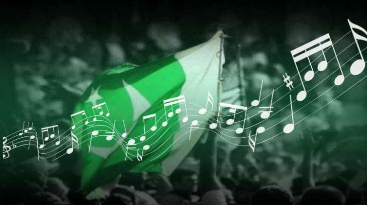 Patriotic songs truly capturing spirit of independence