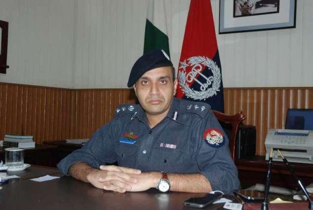 14 policemen punished