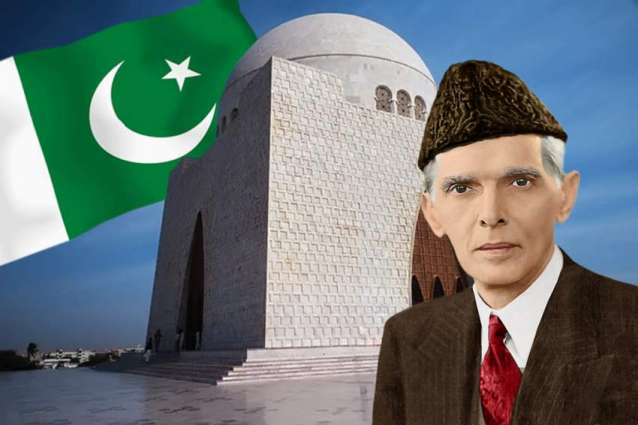 Jinnah - the founder of Pakistan