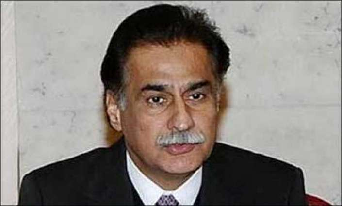 رئيس البرلمان الوطني الباكستاني ومحافظ إقليم خيبر بختونخا الباكستاني يناقشان الأوضاع السياسية والأمنية في البلاد
