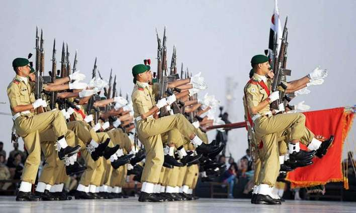 Pak Army Cadet graduates at Royal Military Academy Sandhurst