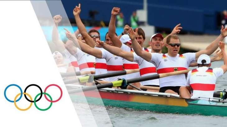 Olympics: Britain, USA claim eight golds, Drysdale, Brennan win sculls