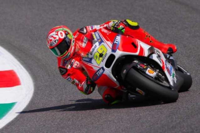 Motorcycling: Iannone claims Austrian MotoGP pole