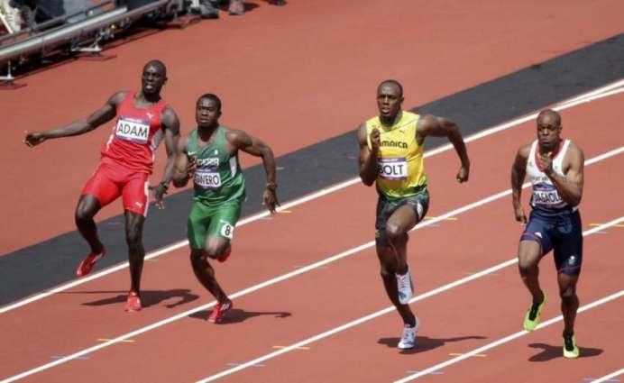 Olympics: Gatlin off the mark in 100m heats