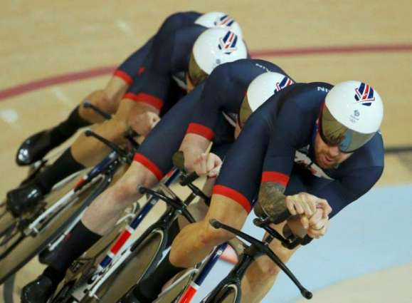Olympics: Britain, USA in cycling records battle
